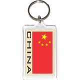 China Acrylic Key Holders