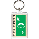 Comoros II Acrylic Key Holders