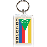 Comoros Acrylic Key Holders