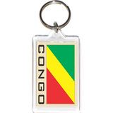 Congo Acrylic Key Holders