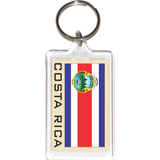 Costa Rica Acrylic Key Holders