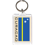 Curacao Acrylic Key Holders