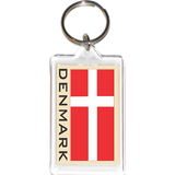 Denmark Acrylic Key Holders