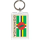 Dominica Acrylic Key Holders