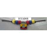 Ecuador Fan Choker Necklace