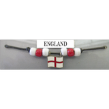 England Fan Choker Necklace
