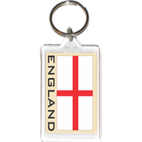 England Acrylic Key Holders