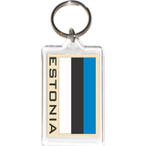 Estonia Acrylic Key Holders
