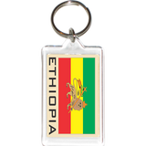 Ethiopia II Acrylic Key Holders