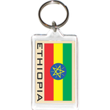 Ethiopia Acrylic Key Holders