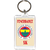 Fenerbache Acrylic Key Holders
