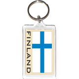 Finland Acrylic Key Holders