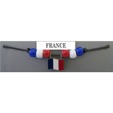 France Fan Choker Necklace