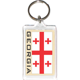 Georgia Acrylic Key Holders
