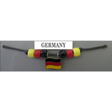 Germany Fan Choker Necklace