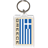 Greece Acrylic Key Holders