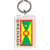 Grenada Acrylic Key Holders