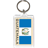 Guatemala Acrylic Key Holders