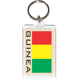 Guinea Acrylic Key Holders