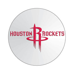 Houston Rockets NBA Round Decal