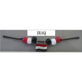 Iraq Fan Choker Necklace