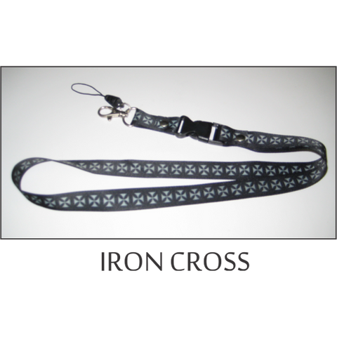 Iron Flags Lanyard | Flags N Gadgets