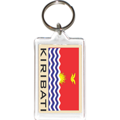 Kiribati Acrylic Key Holders