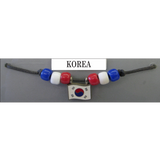 Korea Fan Choker Necklace