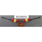 Macedonia Fan Choker Necklace