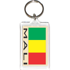 Mali Acrylic Key Holders
