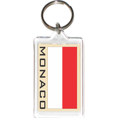 Monaco Acrylic Key Holders