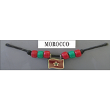 Morocco Fan Choker Necklace
