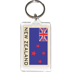 New Zealand Acrylic Key Holders