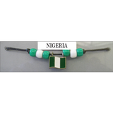 Nigeria Fan Choker Necklace