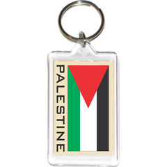 Palestine Acrylic Key Holders