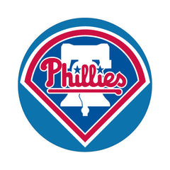 Philadelphia Phillies MLB Round Decal