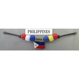 Philippines Fan Choker Necklace