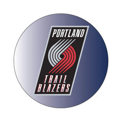 Portland Trail Blazers NBA Round Decal