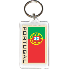 Portugal Acrylic Key Holders