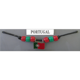 Portugal Fan Choker Necklace