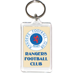 Rangers Football Club Acrylic Key Holders