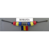 Romania Fan Choker Necklace