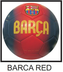 Barca Red Soccer Ball No. 5