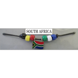 South Africa Fan Choker Necklace