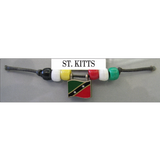 St. Kitts Fan Choker Necklace
