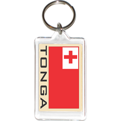 Tonga Acrylic Key Holders