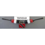 Trinidad Fan Choker Necklace