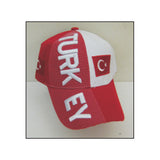 Turkey Baseball Cap