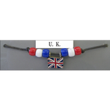 UK Fan Choker Necklace