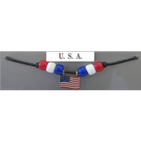 USA Fan Choker Necklace